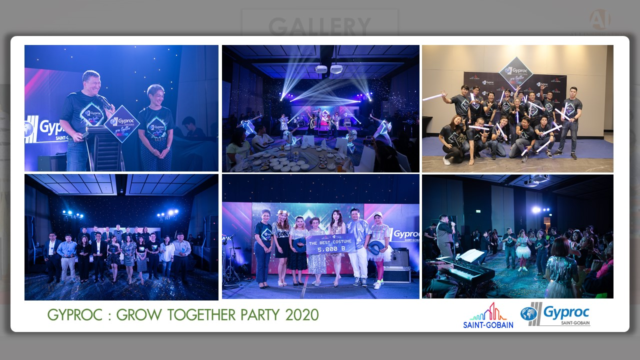 Grow Together Party 2020